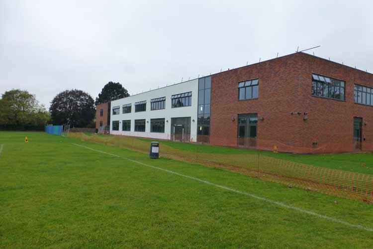 Grey Court School, Richmond
